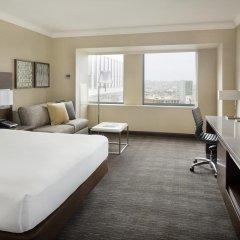 Отель Hilton San Francisco Union Square 4* Стандартный номер с двуспальной кроватью фото 7