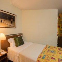Amazonia Lisboa Hotel 3* Стандартный номер разные типы кроватей фото 8