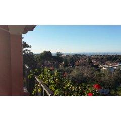 Отель La Casa di Lili Италия, Гроттаферрата - отзывы, цены и фото номеров - забронировать отель La Casa di Lili онлайн балкон