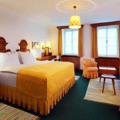 Goldener Hirsch, A Luxury Collection Hotel Зальцбург комната для гостей фото 5