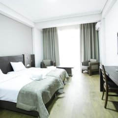 Отель Vilton 4* Номер Делюкс с двуспальной кроватью фото 2