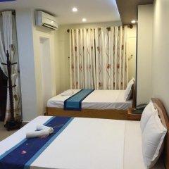 Sunny B Hotel 2* Стандартный семейный номер с двуспальной кроватью фото 6