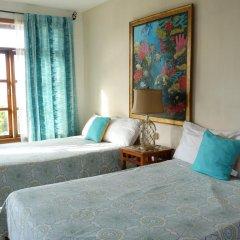 Hotel y Restaurante Cesar Mariscos комната для гостей фото 2