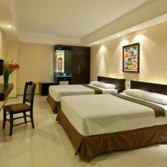Отель M Citi Suites 3* Номер Делюкс с различными типами кроватей фото 10