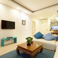 Отель Amala Grand Bleu Resort 3* Люкс разные типы кроватей фото 10