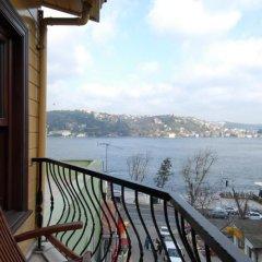 Cheya Residence Rumelihisari Турция, Стамбул - отзывы, цены и фото номеров - забронировать отель Cheya Residence Rumelihisari онлайн балкон