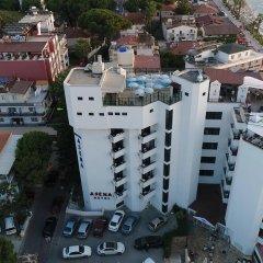 Hotel Asena парковка