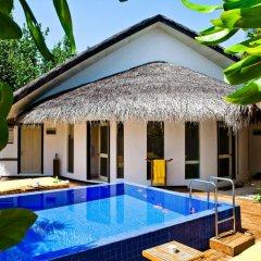 Отель Angsana Velavaru 5* Вилла с различными типами кроватей фото 4