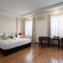 Serenity Villa Hotel 3* Полулюкс с различными типами кроватей фото 4
