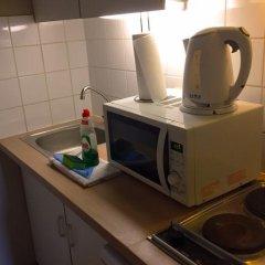 Отель Budget Flats Leuven 2* Студия Эконом с различными типами кроватей фото 5