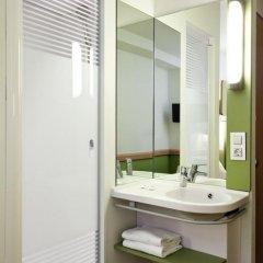 Отель ibis budget Antwerpen Port Стандартный номер с различными типами кроватей фото 2