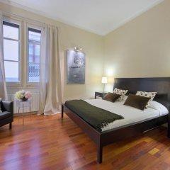 Апартаменты Habitat Apartments Art комната для гостей фото 5