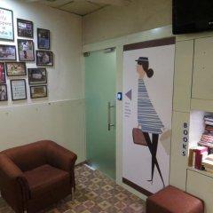Отель Smyle Inn 2* Кровать в женском общем номере с двухъярусной кроватью фото 2