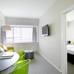 Thon Hotel Brussels City Centre 4* Улучшенный номер с разными типами кроватей фото 2