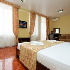 Гостевой Дом Имера Стандартный семейный номер с разными типами кроватей фото 4