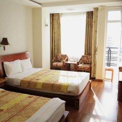 Golden Sea Hotel Nha Trang 4* Номер Делюкс фото 2