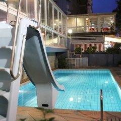 Отель Diamond Италия, Римини - отзывы, цены и фото номеров - забронировать отель Diamond онлайн бассейн фото 2