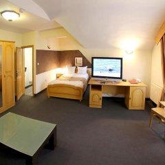 Отель Авион 3* Студия с различными типами кроватей фото 8