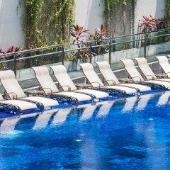 Отель Le Méridien Singapore, Sentosa бассейн фото 3