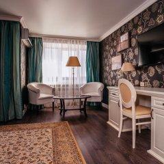 Гостиница Волга 3* Номер Делюкс с разными типами кроватей фото 9