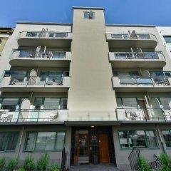 Отель Oslo Apartments - Rosenborggate 24 Норвегия, Осло - отзывы, цены и фото номеров - забронировать отель Oslo Apartments - Rosenborggate 24 онлайн вид на фасад
