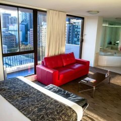 Cambridge Hotel Sydney комната для гостей