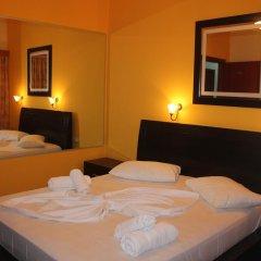 Отель Oskar 3* Стандартный номер с двуспальной кроватью фото 6