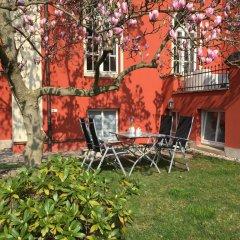 Отель Villa am Park Apartment Германия, Дрезден - отзывы, цены и фото номеров - забронировать отель Villa am Park Apartment онлайн фото 2