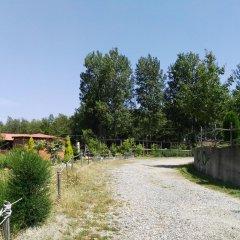Отель Country Club Primi Faggi Санто-Стефано-ин-Аспромонте парковка
