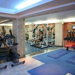 Отель Philoxenia Spa Hotel Греция, Пефкохори - отзывы, цены и фото номеров - забронировать отель Philoxenia Spa Hotel онлайн фитнесс-зал фото 3