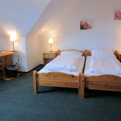 Hotel Waldesruh 2* Стандартный номер с двуспальной кроватью