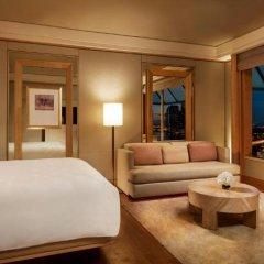 Отель The Ritz-Carlton, Millenia Singapore 5* Номер Deluxe Kallang с двуспальной кроватью фото 4