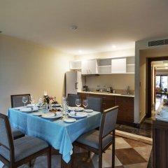 Отель Nirvana Lagoon Villas Suites & Spa 5* Вилла с различными типами кроватей фото 17