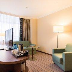 Гостиница Hilton Garden Inn Красноярск 4* Стандартный номер разные типы кроватей фото 8