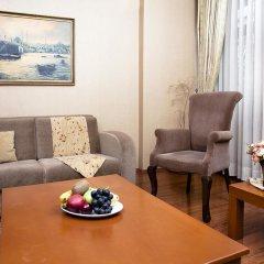 Апарт-отель Sultanahmet Suites Люкс с различными типами кроватей фото 6