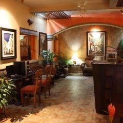 Отель Camino Maya Копан-Руинас интерьер отеля фото 3