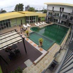 Отель Central Pattaya Garden Resort 2* Стандартный номер с различными типами кроватей фото 2