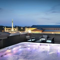 Mirage Medic Hotel бассейн