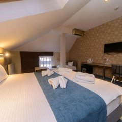 Отель Mint Garni 4* Стандартный номер с двуспальной кроватью фото 7