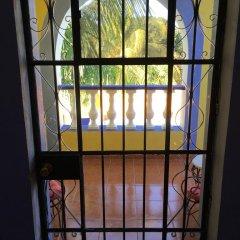 Отель Hacienda San Pedro Nohpat 3* Люкс с различными типами кроватей фото 5