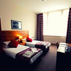 Alexander Thomson Hotel 3* Стандартный номер с 2 отдельными кроватями
