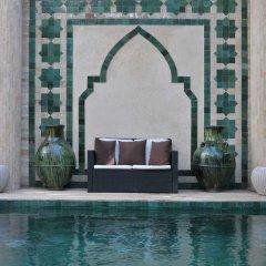 Отель La Maison de Tanger Марокко, Танжер - отзывы, цены и фото номеров - забронировать отель La Maison de Tanger онлайн бассейн фото 2