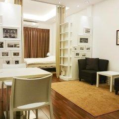 Отель Escenta Boutique Residence Hanoi 5* Апартаменты с различными типами кроватей фото 4
