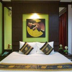 Отель Patong Buri 3* Стандартный номер с двуспальной кроватью фото 9
