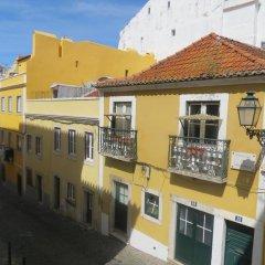 Отель Encanto da Paz Лиссабон балкон