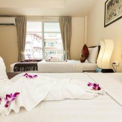 Отель Silver Resortel Улучшенный номер с двуспальной кроватью фото 4