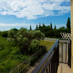 Гостиница Катран в Анапе отзывы, цены и фото номеров - забронировать гостиницу Катран онлайн Анапа балкон