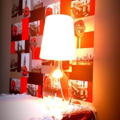 WDj Hostel Кровать в общем номере с двухъярусной кроватью фото 17
