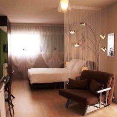Отель Athens Habitat 3* Улучшенный номер с различными типами кроватей фото 6