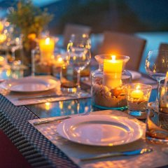 Отель Perfect View Pool Villa Таиланд, Остров Тау - отзывы, цены и фото номеров - забронировать отель Perfect View Pool Villa онлайн питание фото 2